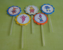 Topper para doces - Backyardigans