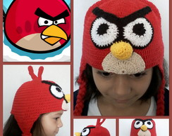 Touca angry birds
