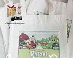 Ecobags Angry Birds