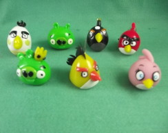 Pingente Angry Birds