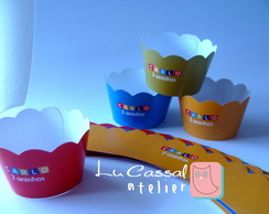 Wrappers Para Cupcake