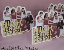 Enfeite de mesa High School Musical