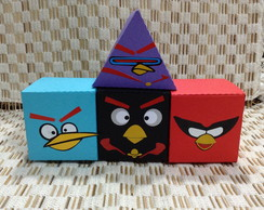 Caixas angry birds space