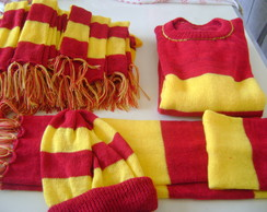 Kit fantasia + lembrancinha Harry potter