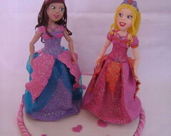 Topo Barbie Castelo de diamantes