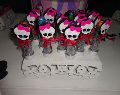tubete Monster High em scrap