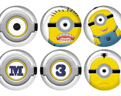 Mini Toppers Minions