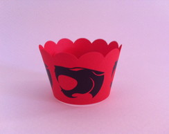 Cupcake Wrapper Thundercats