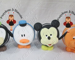 Mini Baleiro Turma Do Mickey Biscuit K-3
