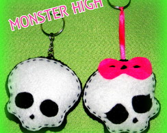 Chaveiro Monster High