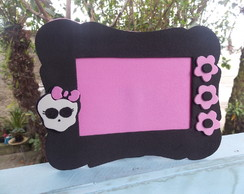 Porta Retrato Monster High