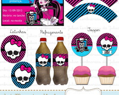 Kit Digital Monster High