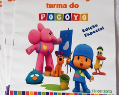 Livrinho de Colorir do Pocoyo