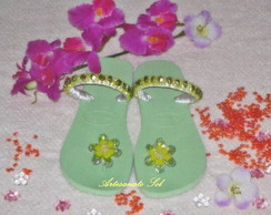 Havaianas Top Green Light