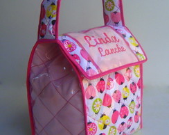 Lunch Bag - Plastificada