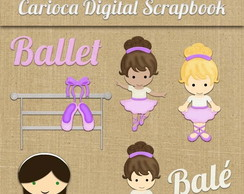 Cliparts#007 Ballet Lilac CUse