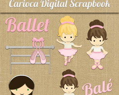 Cliparts#011 Ballet Rose CUse