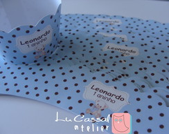 Wrappers Para Cupcake Mini