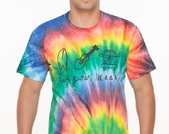 CAMISA MASCULINA COLOR TIE DYE