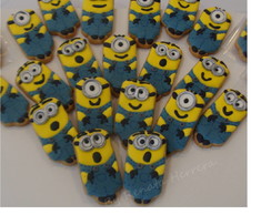 Cookies Minions