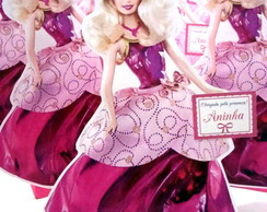 Display cone Barbie Escola de Princesas