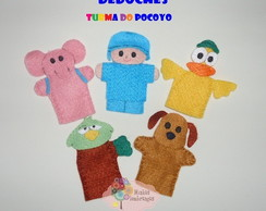 Dedoches Turma do Pocoyo