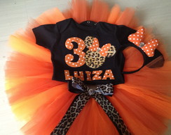 Conjunto Minnie Safari