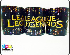 Canecas League of Legends