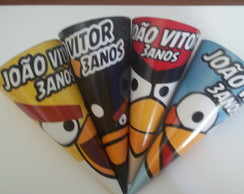 CONES- ANGRY BIRDS