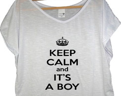T-shirt Keep Calm And It's A Boy
