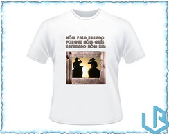 Camiseta Personaliza Country Sertanejo 1
