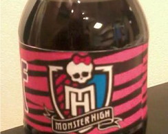 Mini Coca Personalizada Monster High