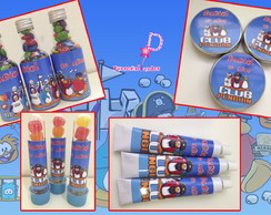 Kit De Personalizados Club Penguin