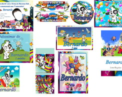 Kit Festa Digital Discovery Kids