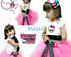 FANTASIA MONSTER HIGH 2,4,6