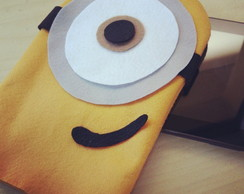 Case Minion Para Seu Tablet