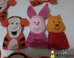 Dedoches Turma do Pooh