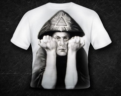 camiseta Aleister Crowley