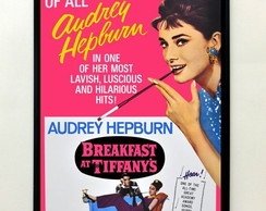Quadro Breakfast At Tiffany's