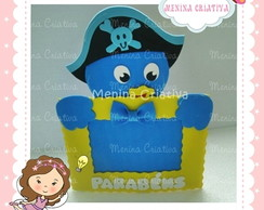 Porta retrato Backyardigans Piratas