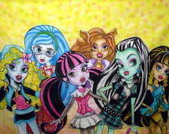 Painel Monster High