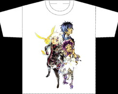 Camisetas D.gray.man, Durarara!, Air Gea