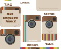 Kit Festa Instagram