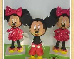 Minnie ou Mickey