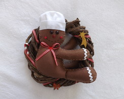 Guirlanda Gingerbread