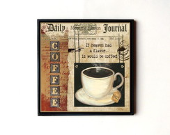 Quadro COFFEE (Daily Journal)