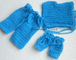 Kit newborn azul