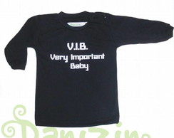 T-Shirt M. Comprida VERY IMPORTANT BABY