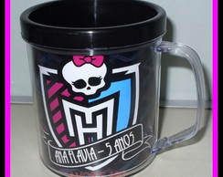 Canecas personalizadas Monster High