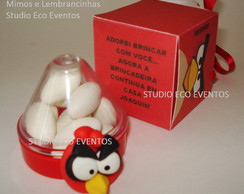 Lembrancinhas Game Angry Birds